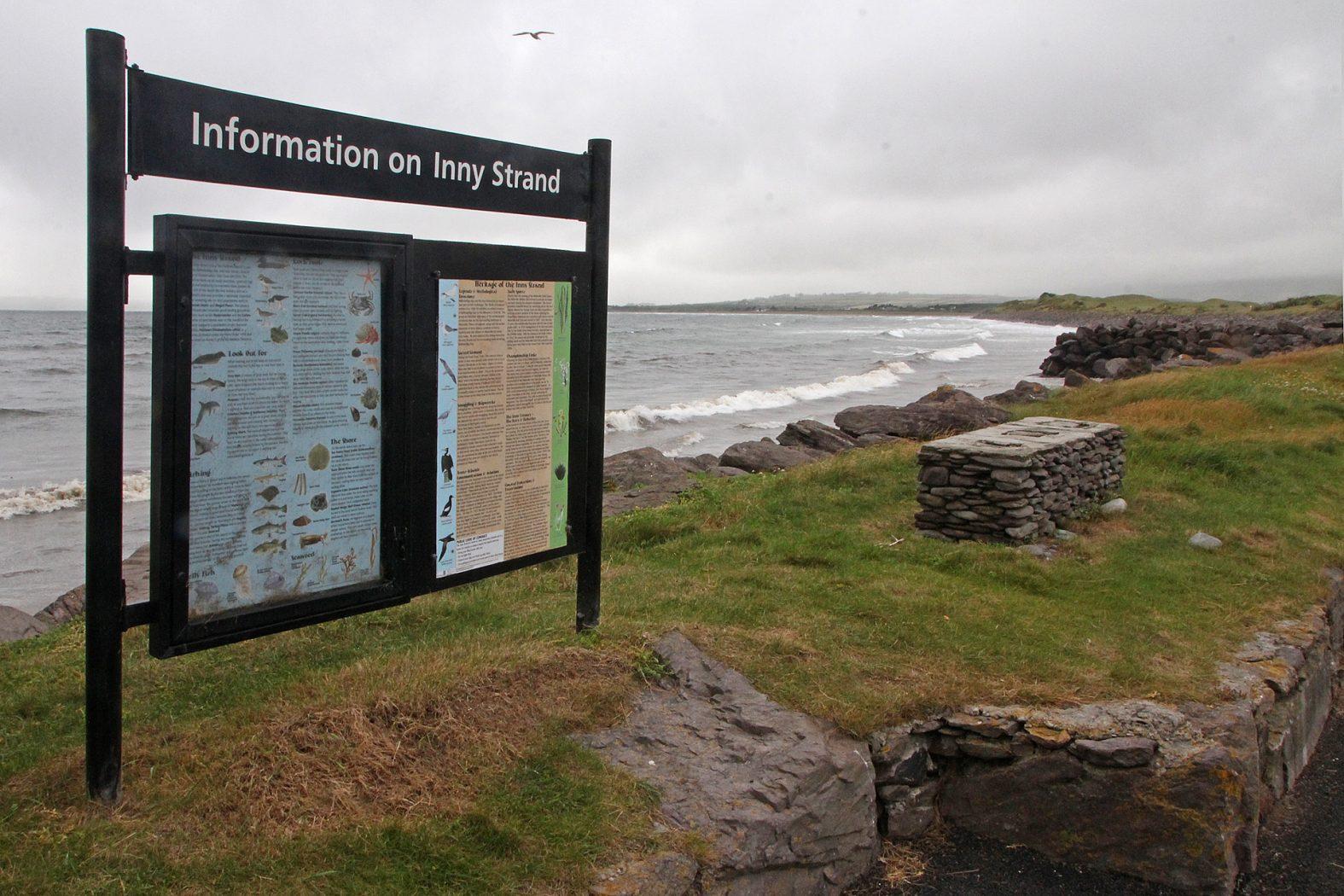 Angeln in Irland bei Waterville