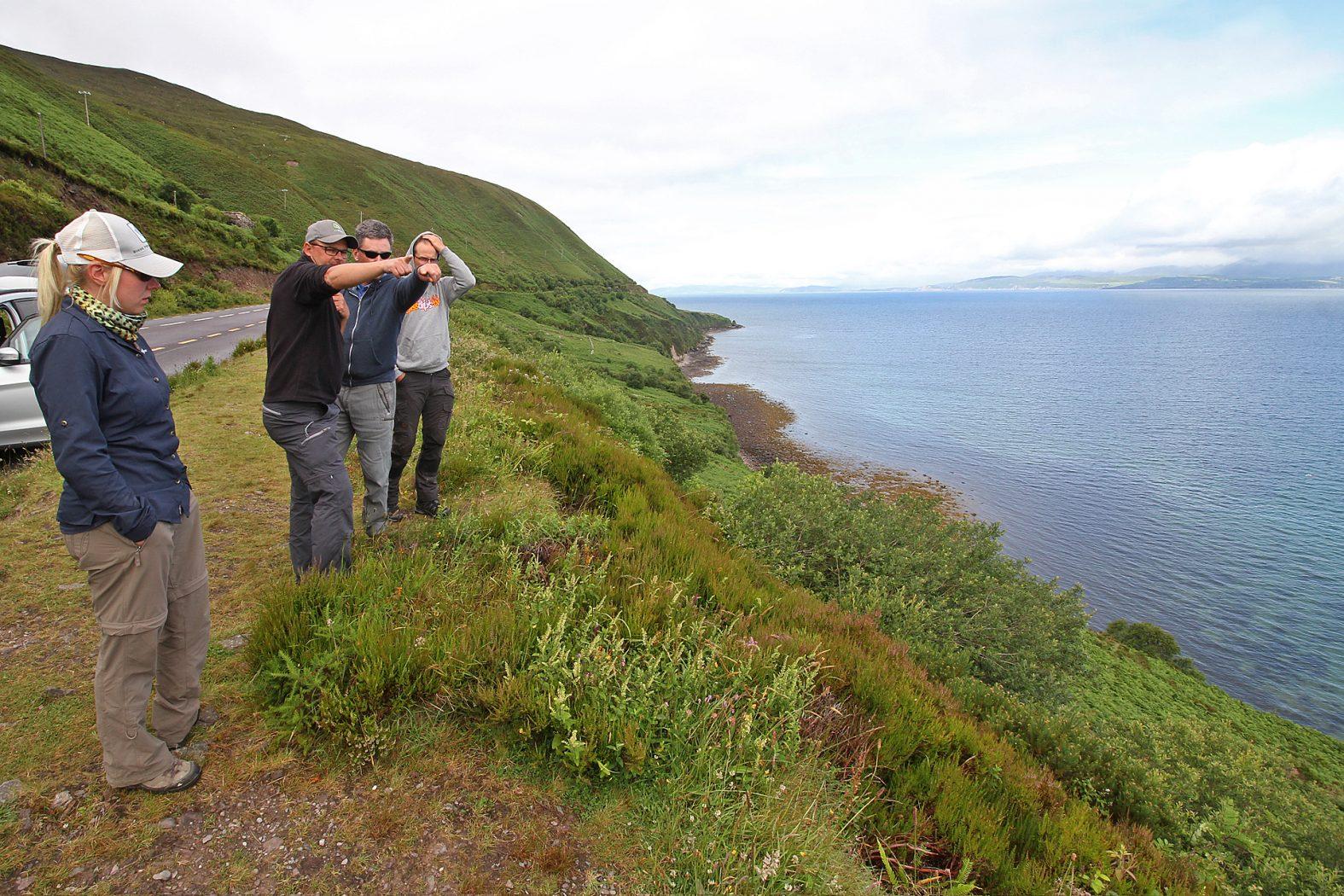 Angelurlaub in Irland