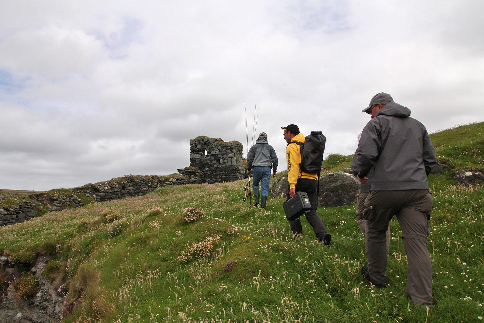 Angelreisen Irland