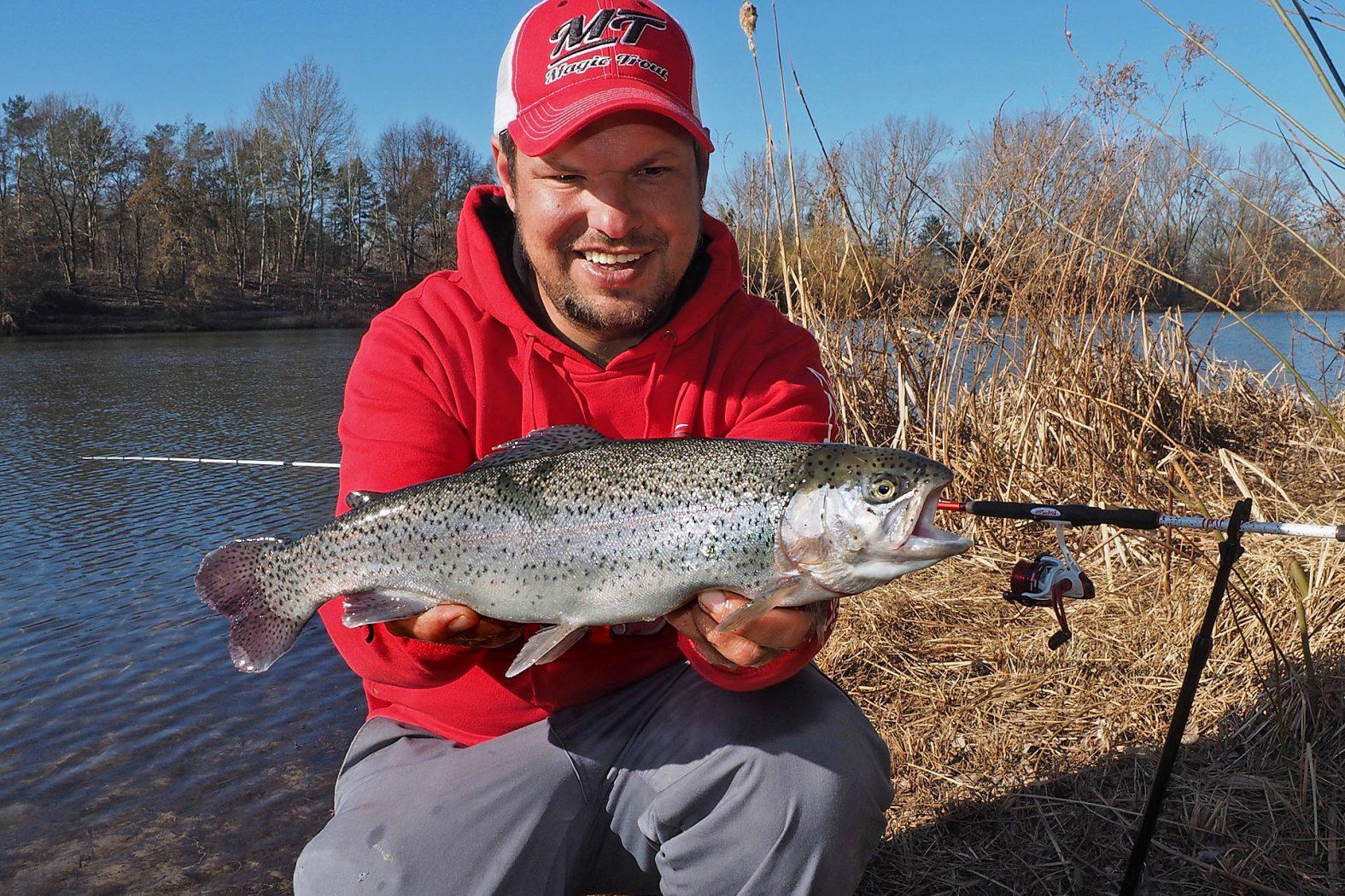 Tipps zum Forellen angeln