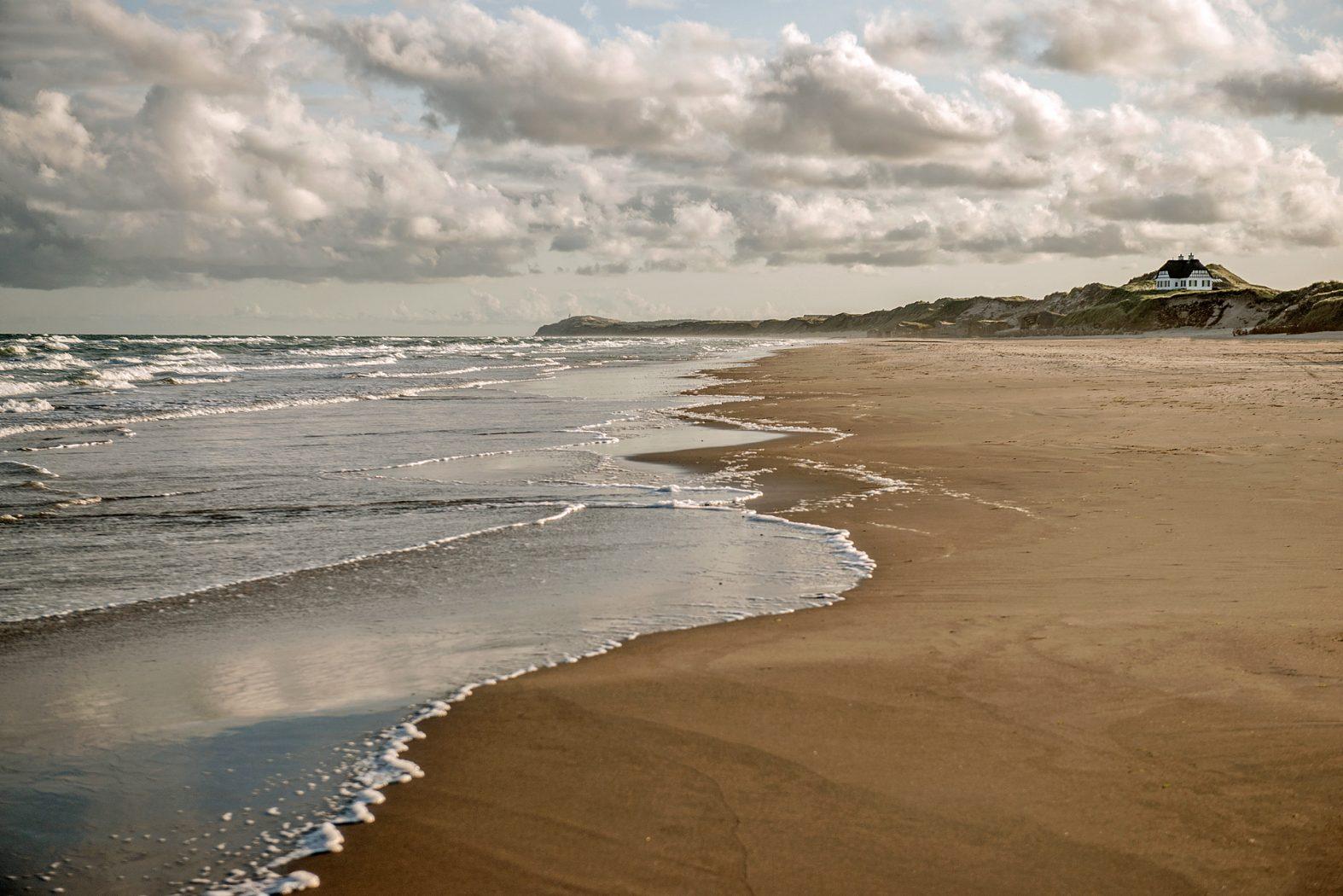 Strand bei Løkken