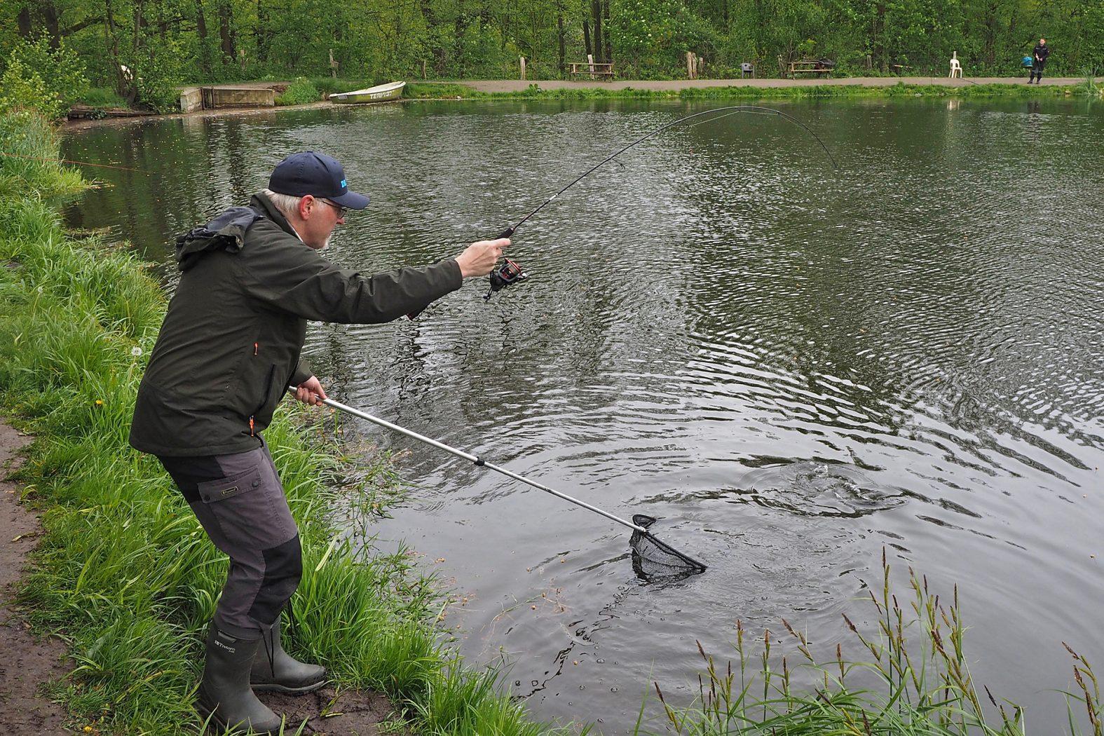 UL-Rute für Forelle