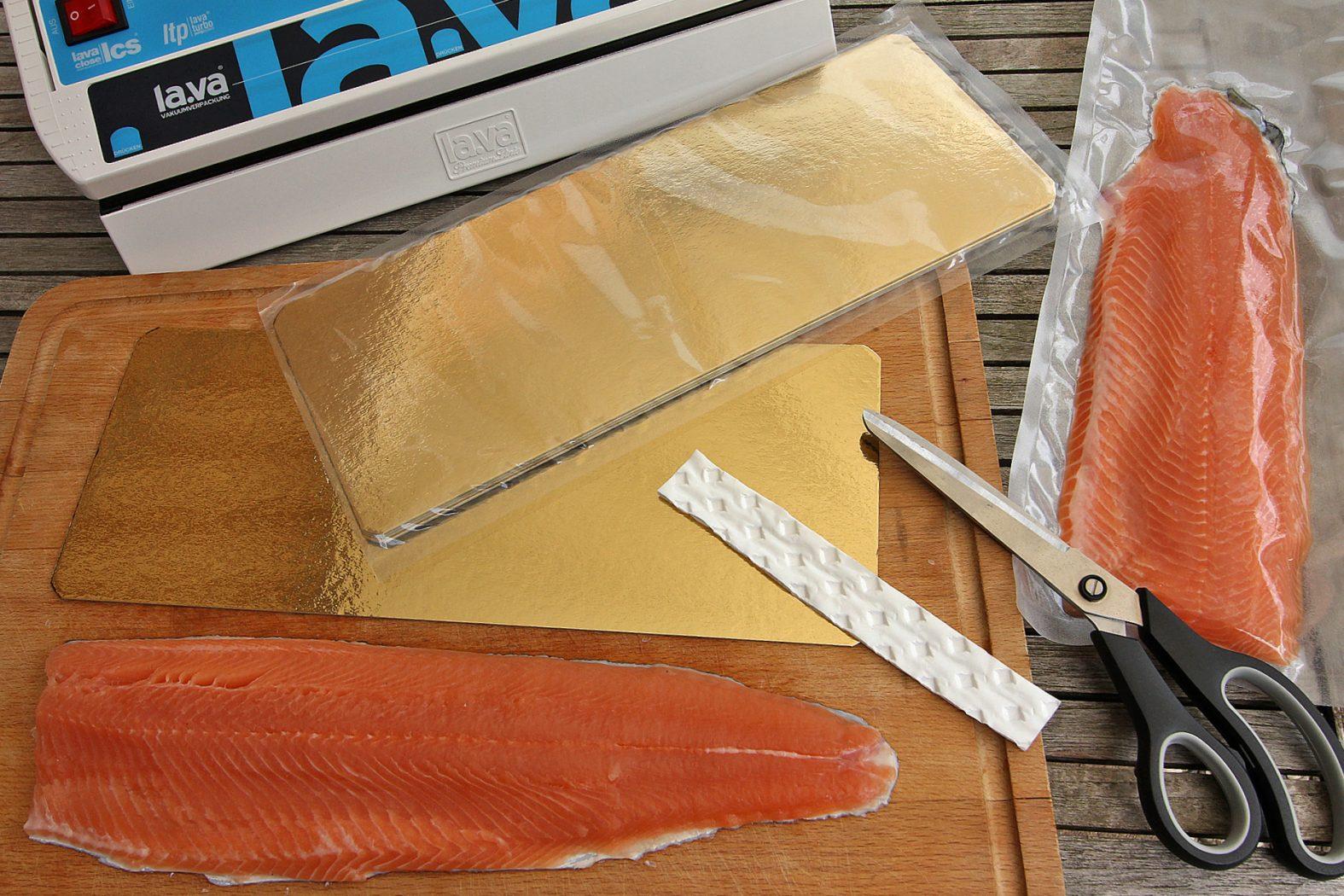 Tipps zum Fisch vakuumieren