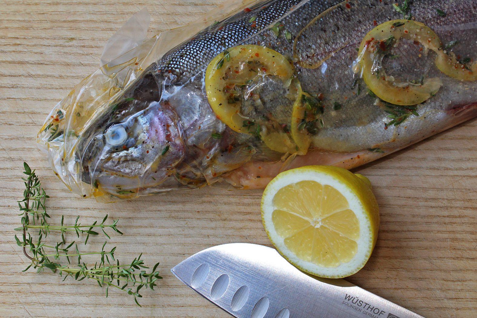 Tipp zum Fisch marinieren
