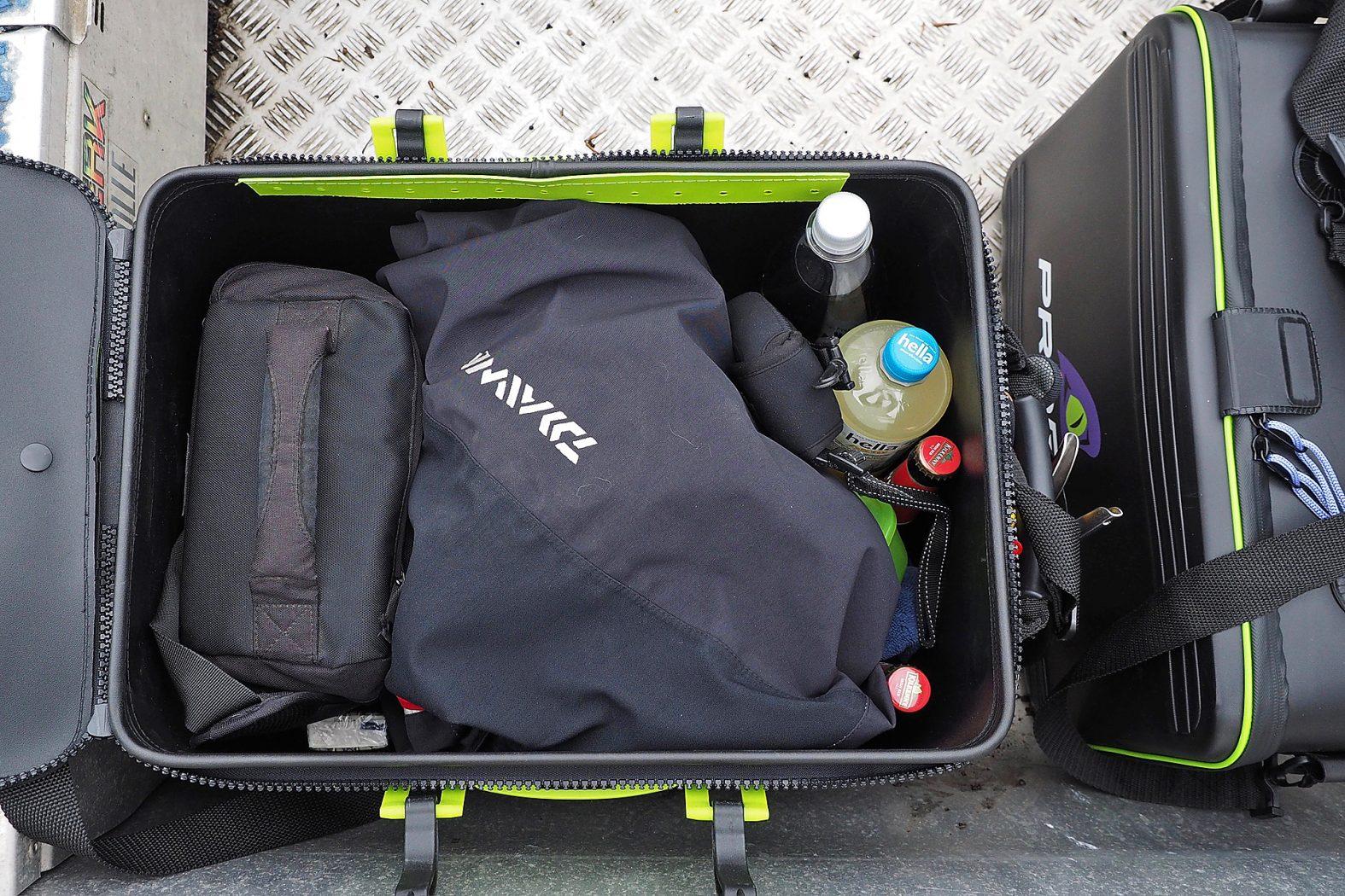 EVA-Tasche zum Angeln