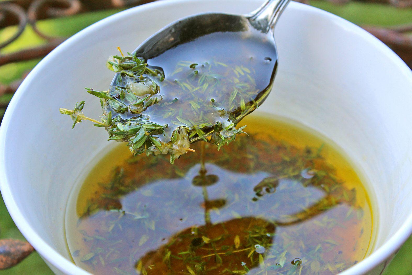 Marinade für Hornhecht-Rezept