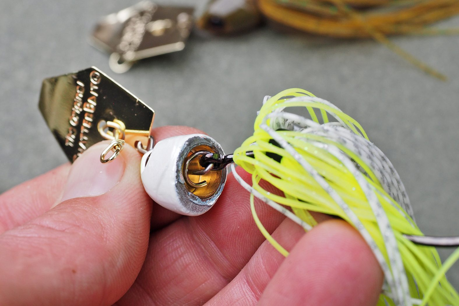 Chatterbait-Tips