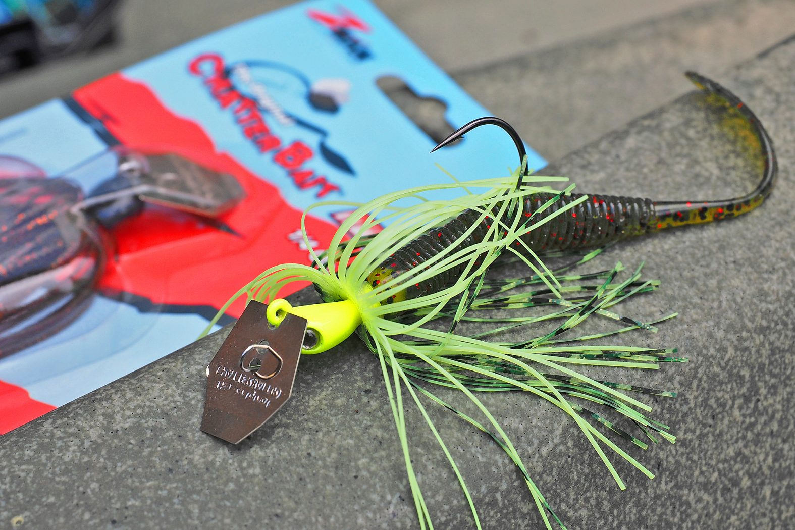 Z-Man-Chatterbait Micro