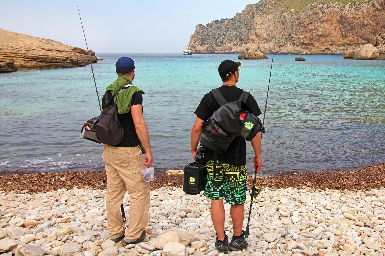 Die besten Angelköder für das Mittelmeer