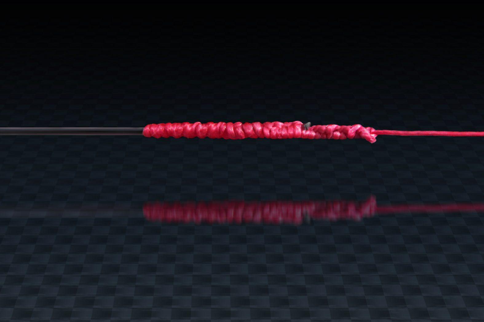 FG Knoten Bindeanleitung