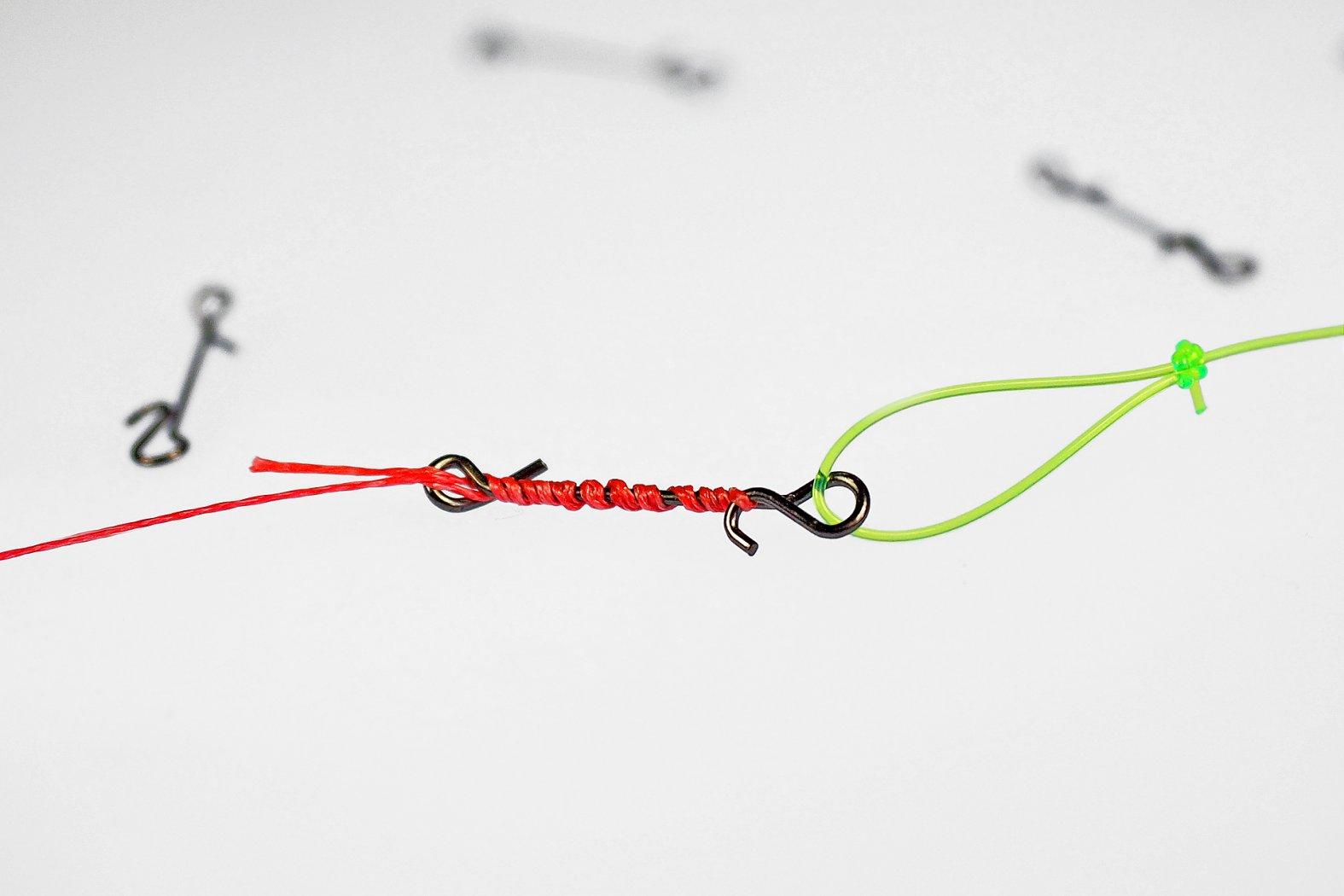 Knotenlos-Verbinder | DR. CATCH - besser angeln!