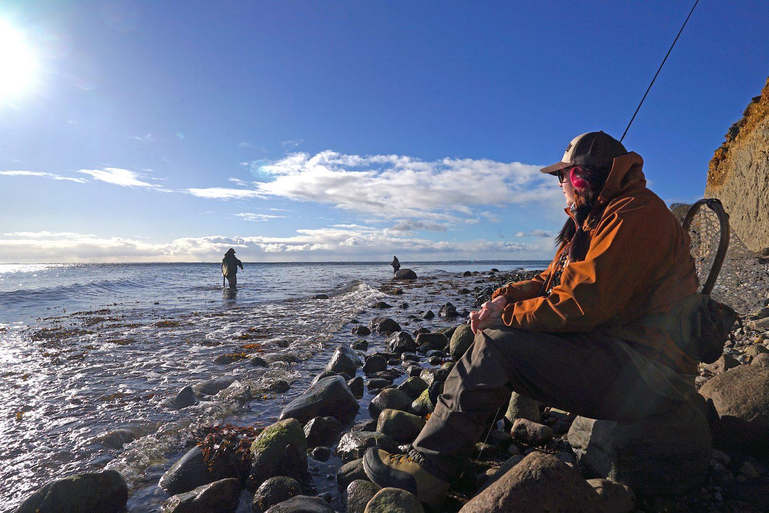 Meerforellenangeln in Süd-Dänemark