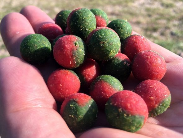 Quantum Radical Red Monster Boilies