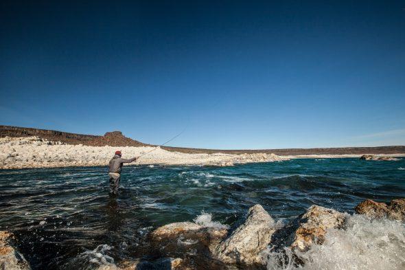 Fliegenfischen Film Jurassic Lake