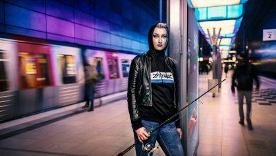 Quantum-Team-Anglerin Jasmin Moderer