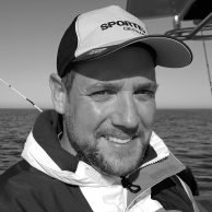 Sportex-Teamangler Bastian Arlt