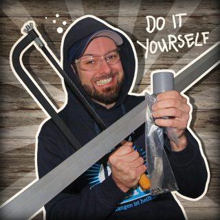 Rutenhalter für das Brandungs- und Wallerangeln bauen, do-it-yourself