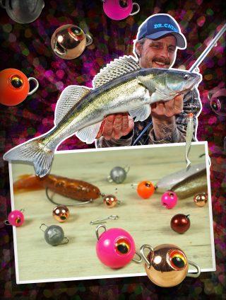 Cheburashka-Angeln: Montage, Tipps und Tricks
