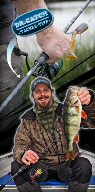 Spinnrute im Test: Abu Garcia Hornet Stinger Plus