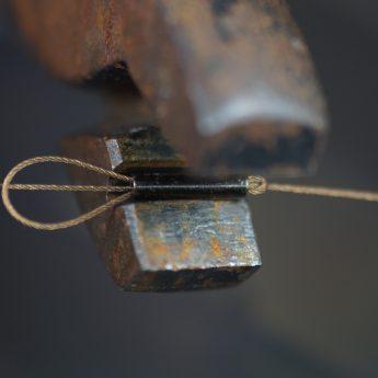 Stahlvorfach selber machen