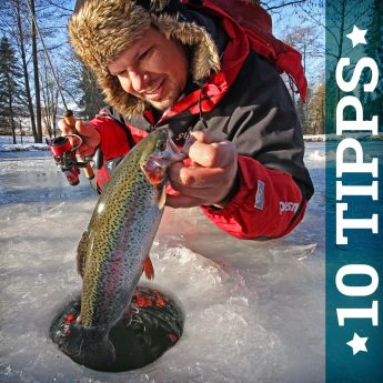 10 Tipps zum Eisangeln