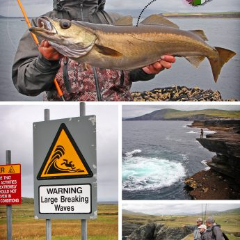 Irland Angelreise in die Grafschaft Kerry