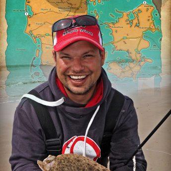 Steinbutt angeln in Dänemark an Nordsee und Ostsee